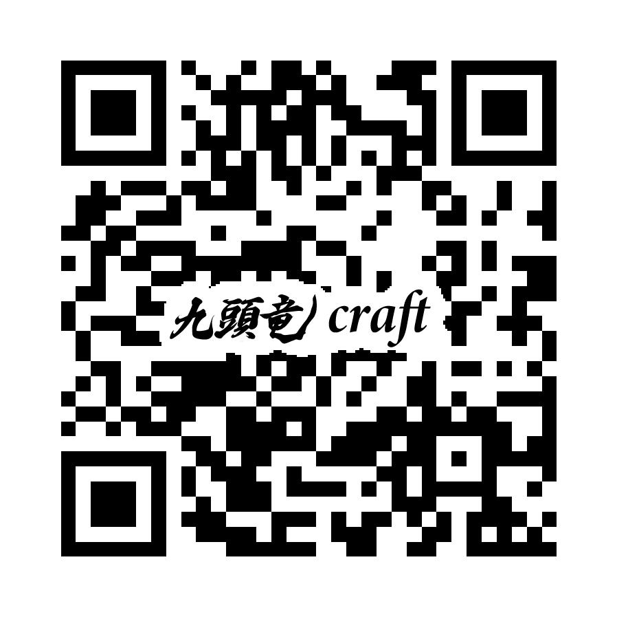 九頭竜craftのQRコード